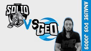 🔴LIVE - TS x GEO - Analise - Depois gameplay