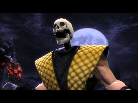 Mortal Kombat `Scorpion` trailer