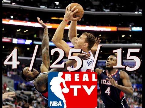 Season 3 - Atlanta Hawks vs Los Angeles Clippers  (4/25/15)