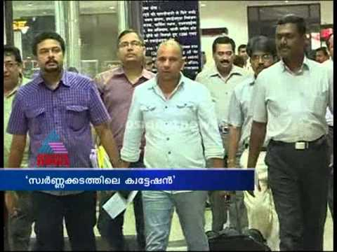 Gold smuggling to Kerala youth allegedly murdered case,youth link with Nedumbassery gold smuggler