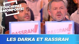 Éric Naulleau et Tarek Boudali : les darka et rassrah des invités