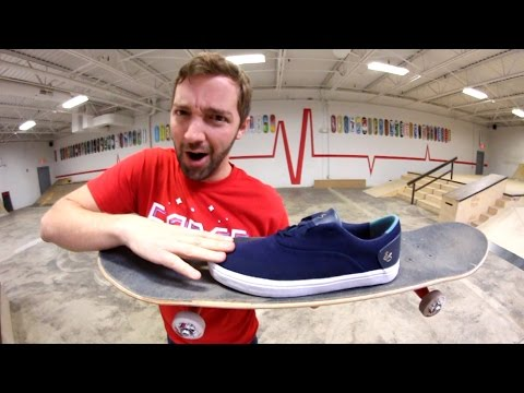 Perfect tech Skateboarding Shoe - éS ARC Review