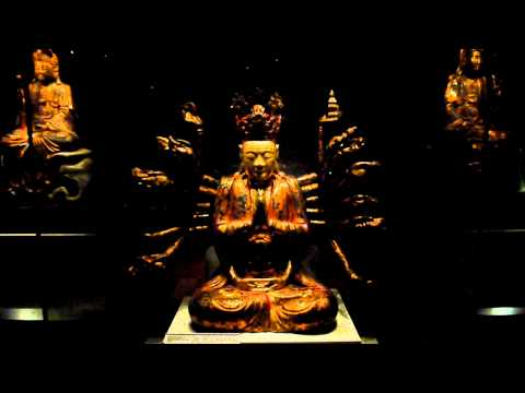 Asian Civilizations museum, Singapore (Singapore Soundscape 3)