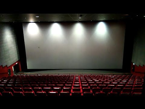 IMAX | Pathe | Schouwburgplein | Zaal 5 | Verbouwing | Timelapse |