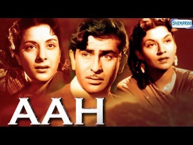 Aah (1953) -  Raj Kapoor, Nargis & Pran - Full Length High Quality Movie