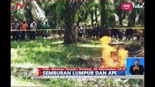 Fenomena Semburan Lumpur dan Api Pasca Gempa Kejutkan Warga Mamuju - BIS 30/09