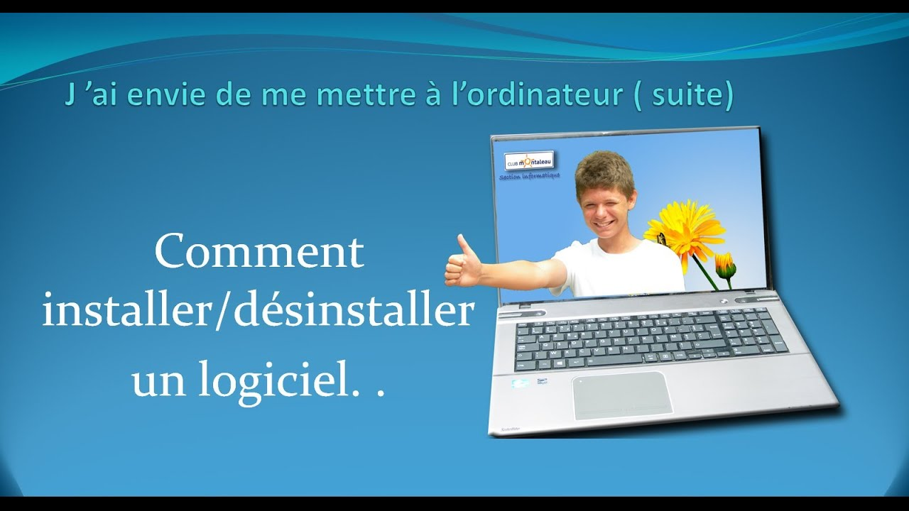 Comment installer d sinstaller un programme sans risques youtube - Comment installer un groupe filtrant ...