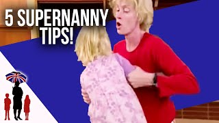 5 Essential Parenting Tips - Supernanny