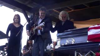 download lagu Ralph Stanley Memorial - Go Rest High On That gratis