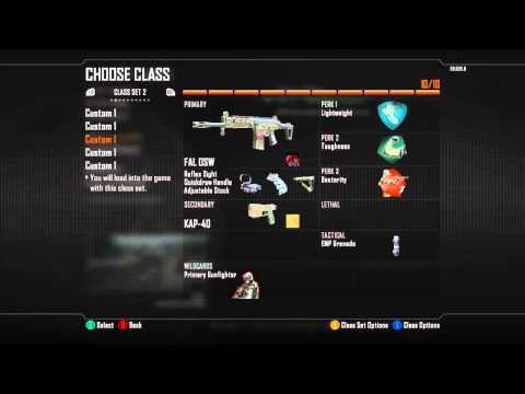 All Gametypes Class Setups | Competitive Play |  Pro Player Clayster