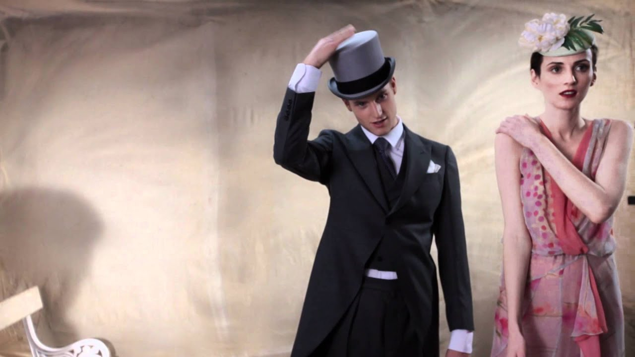 Royal Ascot dress code 2012 - YouTube