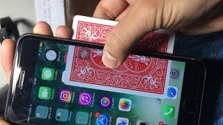 TUT App Magic Trick #6 : Lấy đồ vật ra khỏi điện thoại