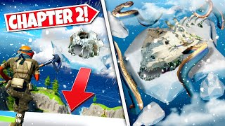 *NEW* FORTNITE CHAPTER 2 ICEBERG 2.0 EVENT *APPROACHING* IN LEAKED FINAL EVENT! (Battle Royale)