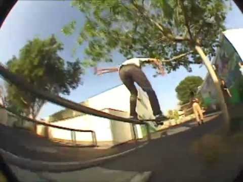 Grant Yansura - Boardslide Part