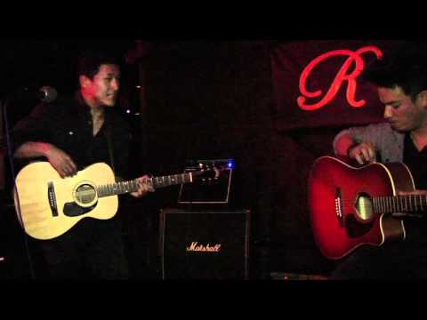 Christopher Krupansky and Johnny Martinez Battle of the Bands at the Royal Lounge