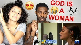Ariana Grande 'Good Morning America' ACOUSTIC LIVE Performance REACTION!! Jaz & Alex