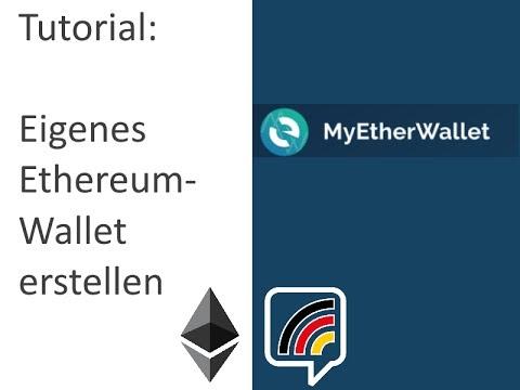 Wallet erstellen