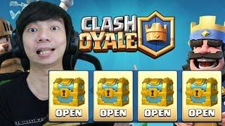 download lagu Golden Chest  - Clash Royale - Indonesia Part gratis