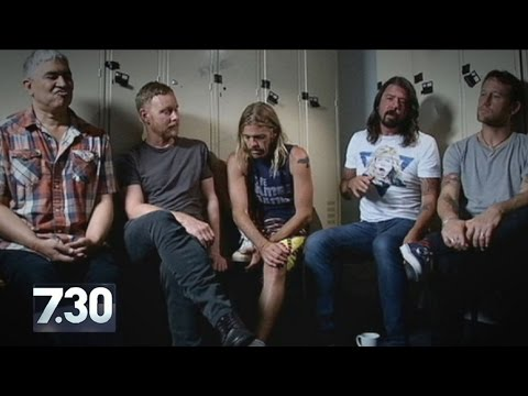 Foo Fighters: We remained in our own little bubble