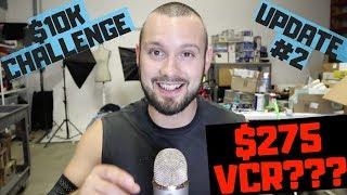 Turning $100 into $10,000 w/ Electronics on eBay! | Update #2
