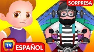 ChuChu TV Huevos sorpresas de Policia- Episodio 15- Festival de niños y cometas | ChuChu TV Sorpresa
