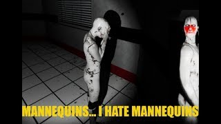 Mannequins... Everywhere - M Is For Murder - Indie Horror Game