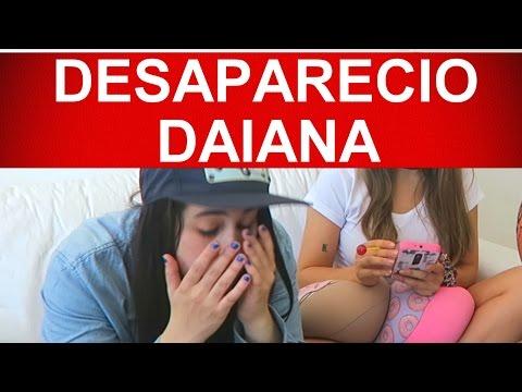 DESAPARECIO DAIANA