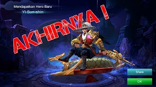AKHIRNYA BISA DAPAT HERO GRATIS TANPA BATTLE POINT DIAMOND ATAU TIKET   MOBILE LEGENDS INDONESIA