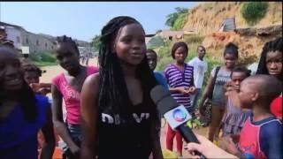 Angolanos colocam a mão na massa para reconstruir país após anos de guerra