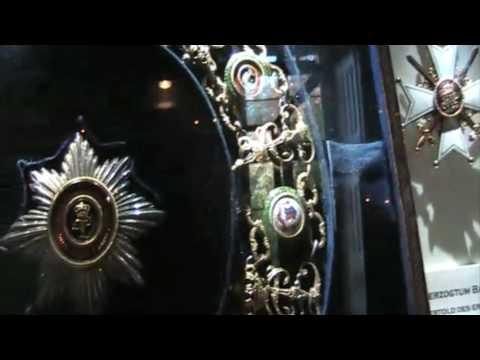 Schloss Arolsen, the Waldecks, Queen Emma of Netherlands and the FISH symbol