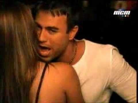 Whitney Houston & Enrique Iglesias - Could I have this kiss Video