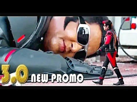 2.O Movie Surprise 3.O Entry HD Video | Rajinikanth | Akshay Kumar | Shankar | 3.O Promo