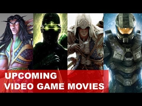 World of Warcraft, Assassin's Creed, Splinter Cell, Halo : Video Game to Movie - Beyond The Trailer