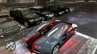 GTA IV Modded Cars Updated with ENBSERIES Mod 2-2