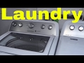 How To Do Laundry-FULL Tutorial