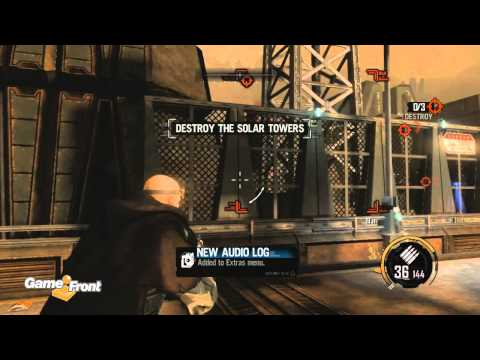 Red Faction Armageddon Walkthrough – PT. 1 – Enter the Terraformer