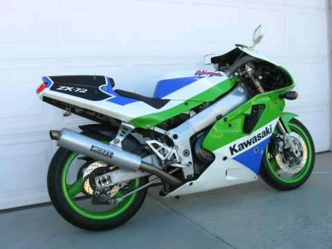 SOLD ... 1992 Kawasaki Ninja ZX7R - For Sale - Mesa. AZ