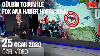 Deprem Elazığ ve Malatya'yı vurdu! 25 Ocak 2020 Gülbin Tosun ile FOX Ana Haber H
