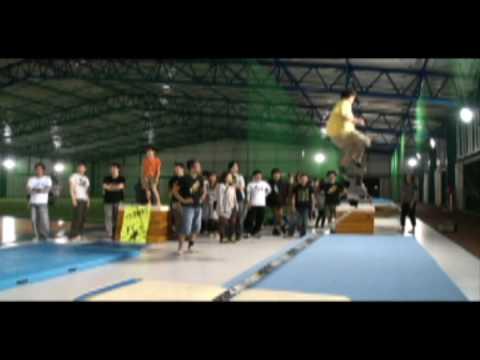 Slackline Worldcup 2010 - Film 1