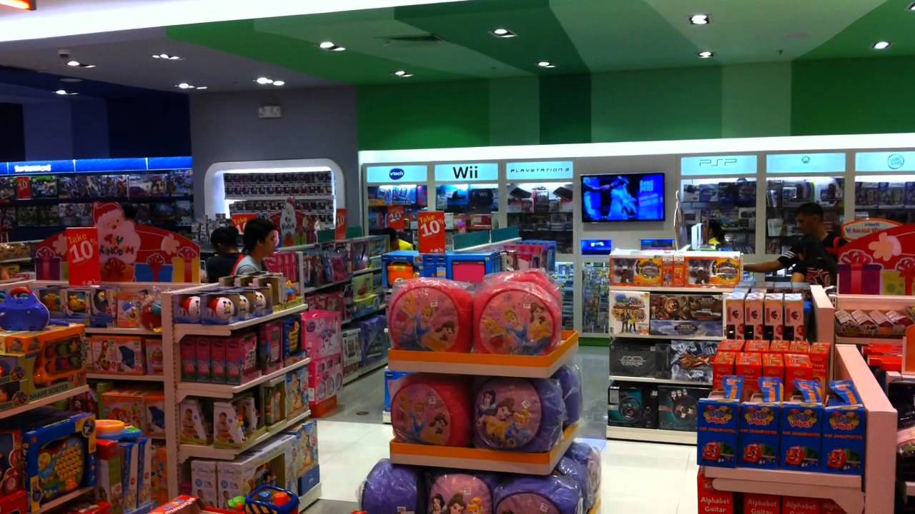 Build A Bear Philippines Branches