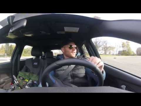 Focus RS - Reaction to unplug