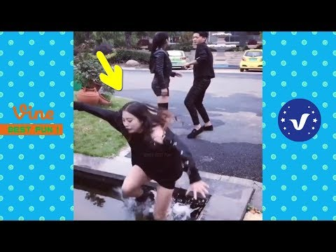 Funny Videos 2018 ● Best of cool girl funny clips compilation P2