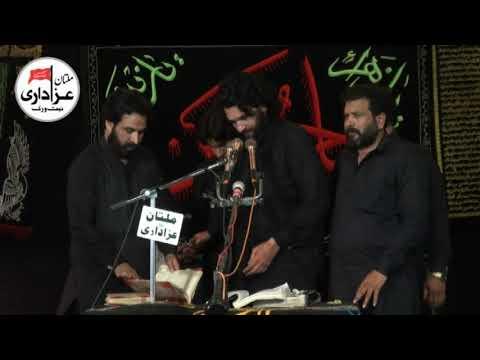 Zakir Ijaz Hussain Jhandvi I 12 Muharram 2018 I ImamBargah Shah Yousaf Gardez Multan