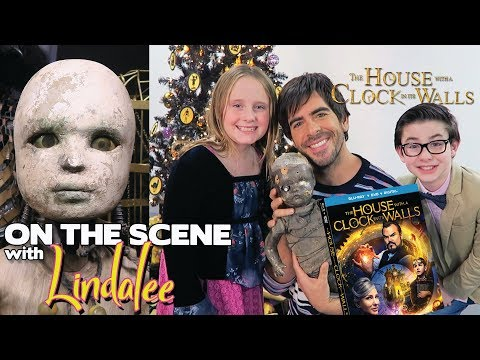 I Shocked Eli Roth At 'The House With A Clock In Its Walls' Press Junket Interview