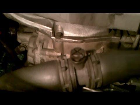 Mini Cooper S - R53 Flushing Coolant