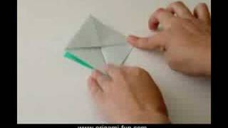 Origami Dragon Head Instructions
