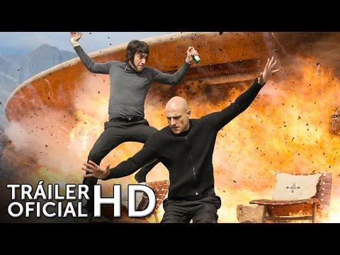 AGENTE CONTRAINTELIGENTE. Tráiler Oficial HD en español. Ya en cines.