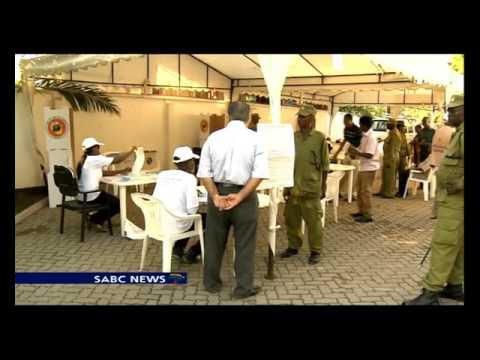 Latest on the Tanzania election results: Vuyo Mvoko