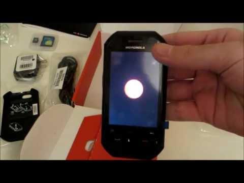 Motorola i867 Unboxing & Quick Review