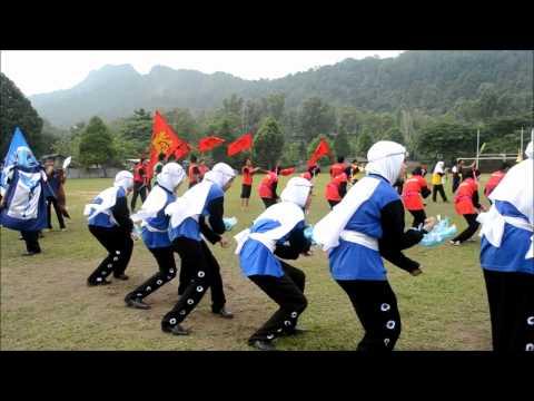 Sukan Tahunan Sbpi Gombak 2011 - Pertandingan Tarian Senamrobik Pelajar Tingkatan 1 & 2 video